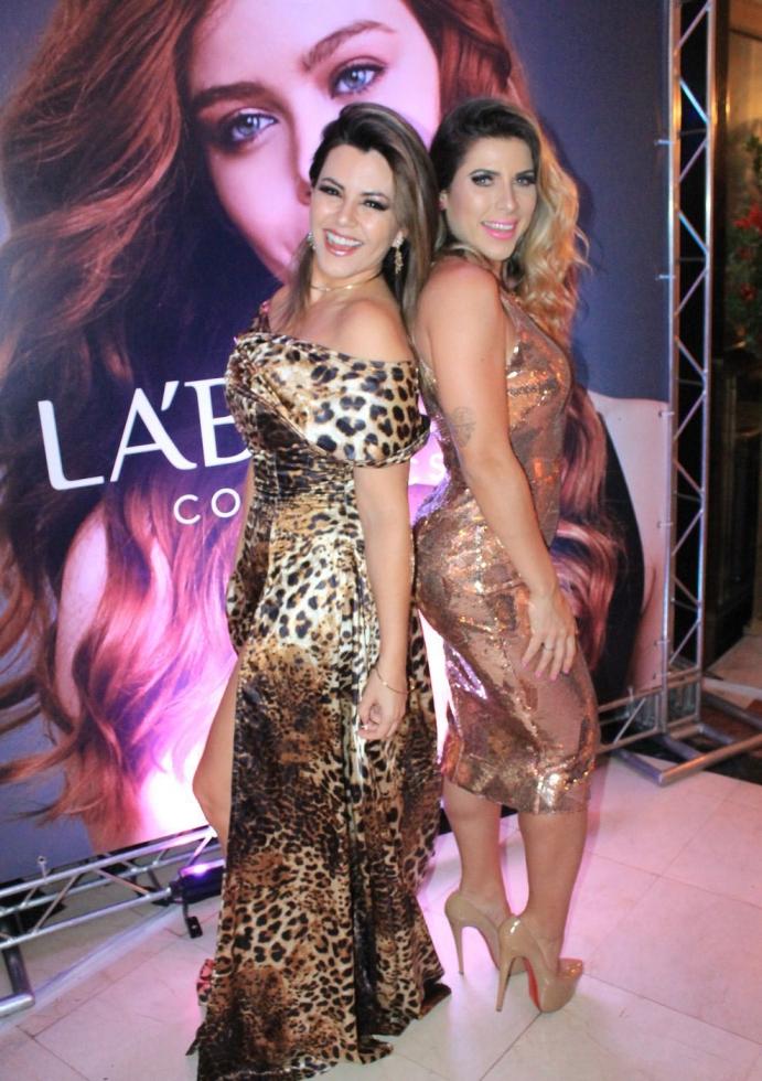 Tânia Oliveira e Ana Paula Minerato