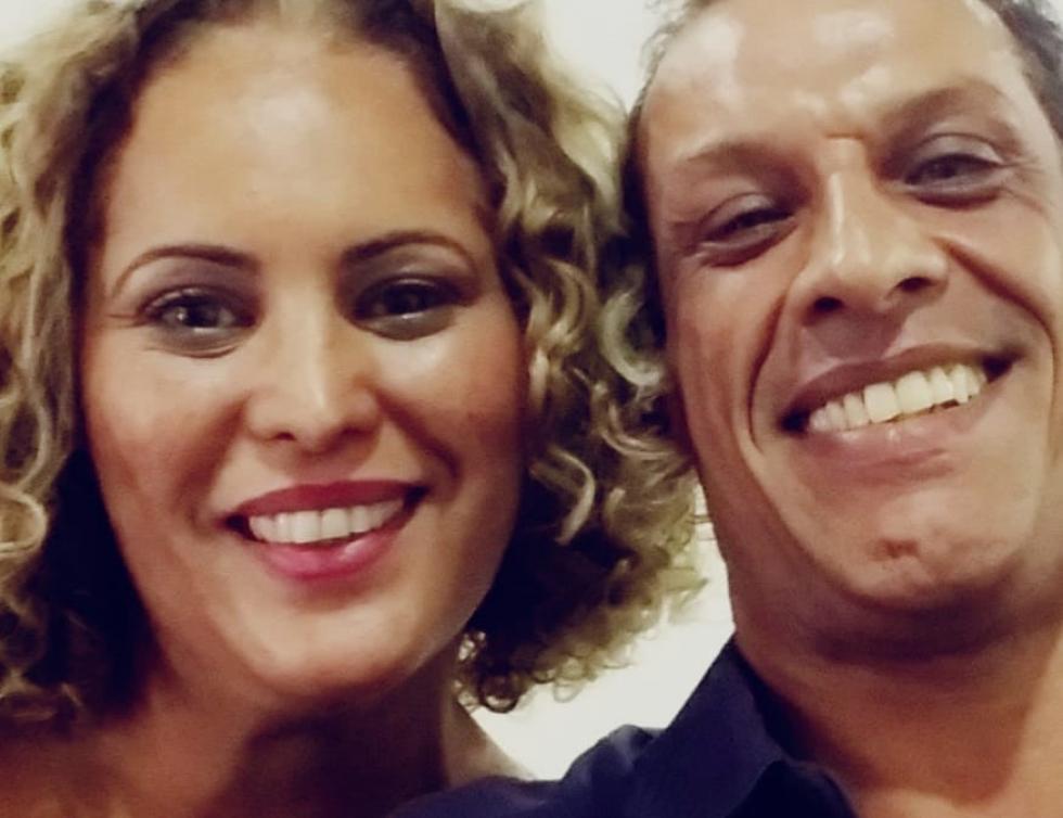 Andre Melo e Monica
