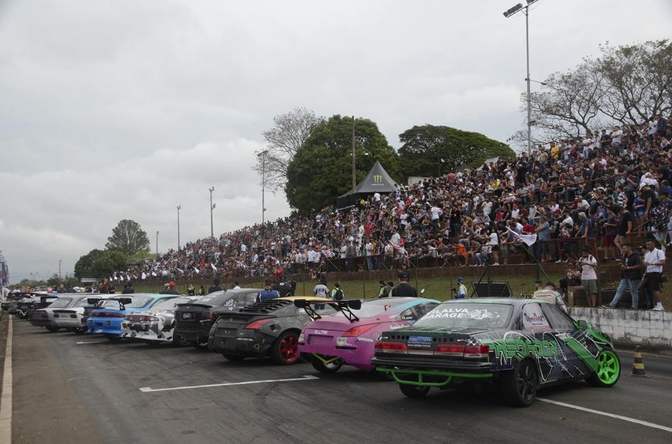 Será a terceira vez que Londrina será palco de uma etapa do SDB