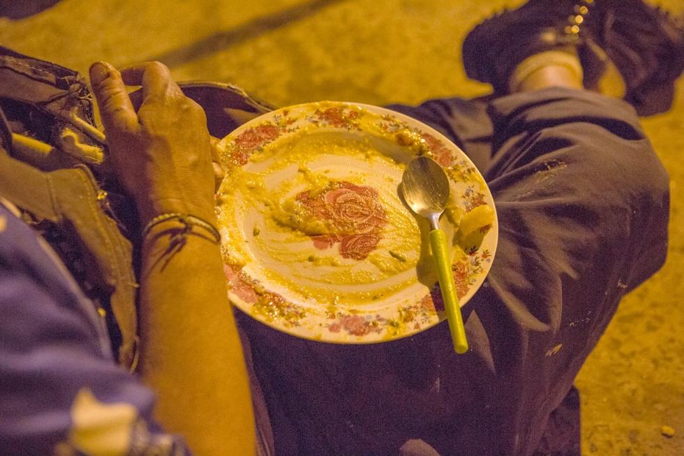 Pandemia traz redução de grupos de voluntários que atendem população em situação de rua com alimentação – Foto: Rei Santos – agosto/2018