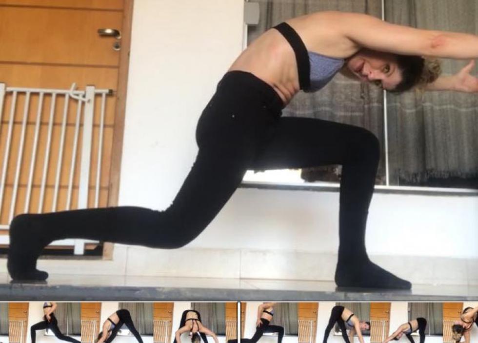 Viviane Terrenta do Ballet de Londrina (foto de Divulgação)