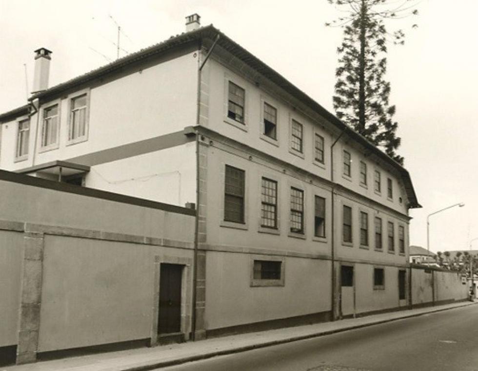 Convento onde a Irmã Maria viveu em Portugal