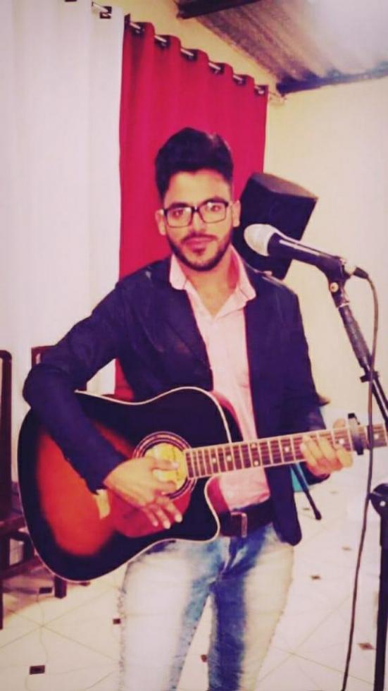 José Adriano: música para entretenimento - Foto: Arquivo pessoal