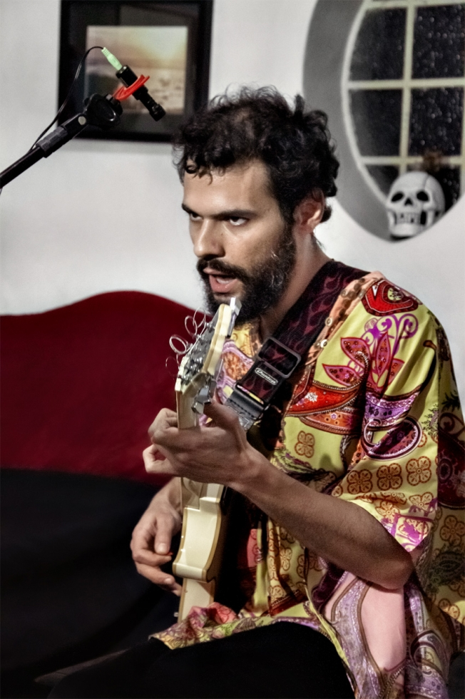 Pedro José - Foto: Lucas Godoy