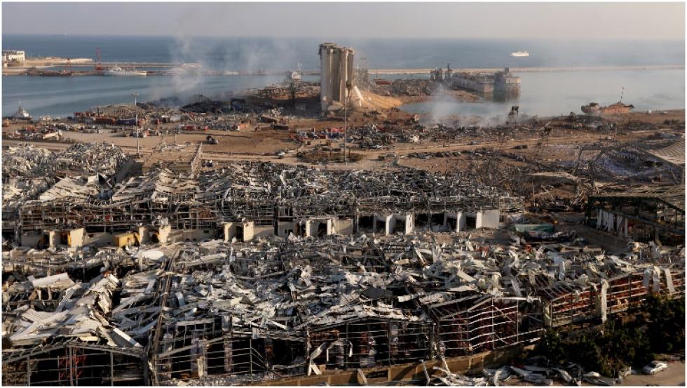 Ajuda à Igreja que Sofre envia ajuda de emergência ao Líbano