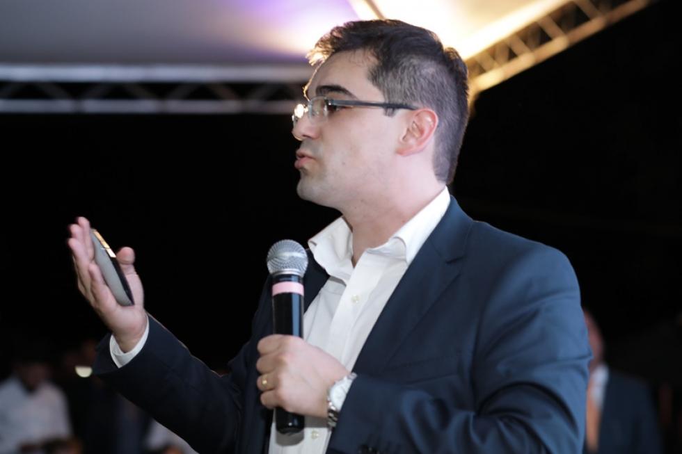Lucas Ribeiro, da ROIT - Foto: Divulgação