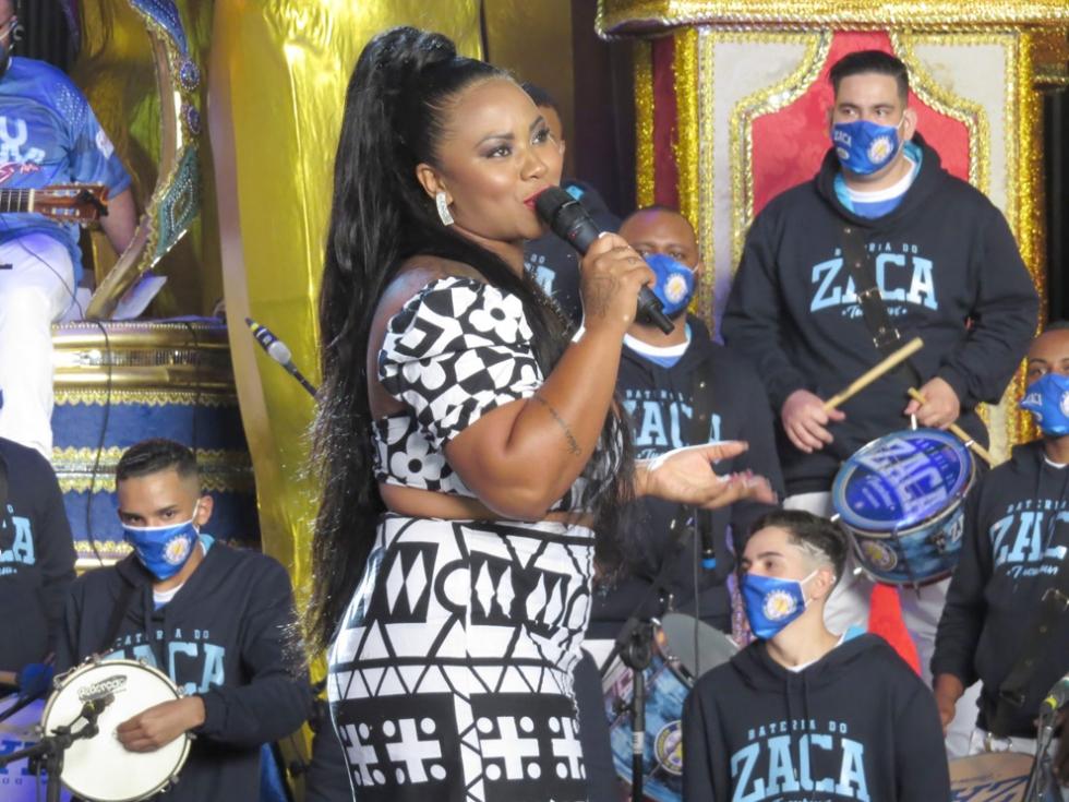 Ex The Voice Brasil - Grazzi Brasil