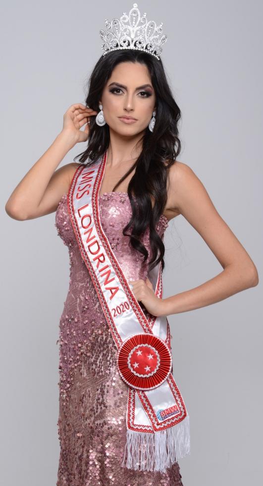 Miss Londrina 2020, Isabella Milan - Foto: Divulgação