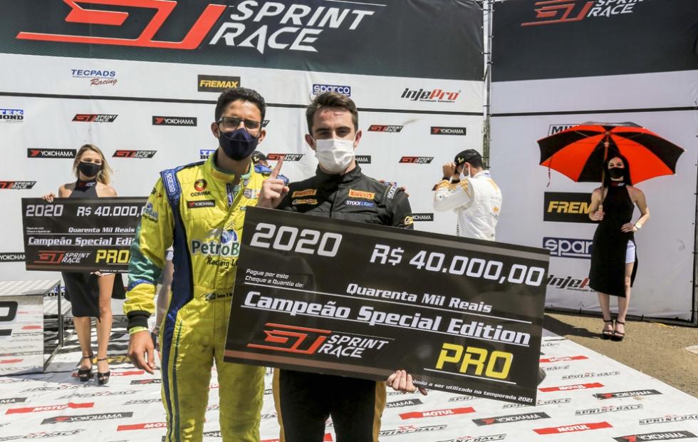 Pedro Lopes, Gabriel Silva campeões da Special Edition categoria PRO - Foto_Luciano Santos_SigCom