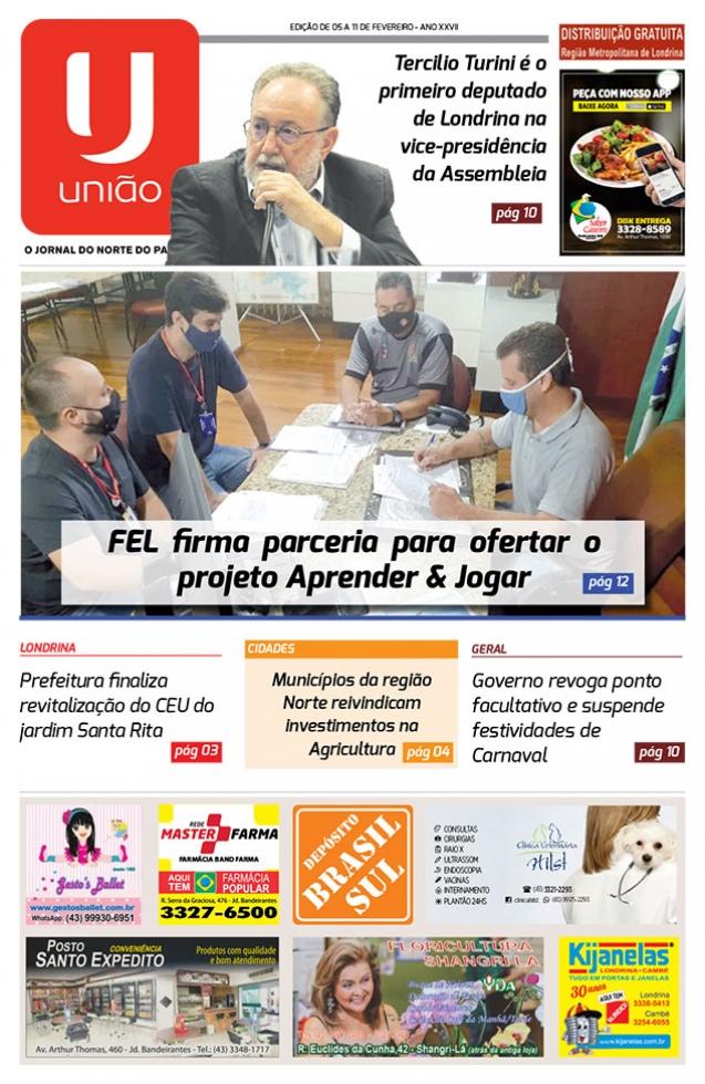 Capa da edição 562
