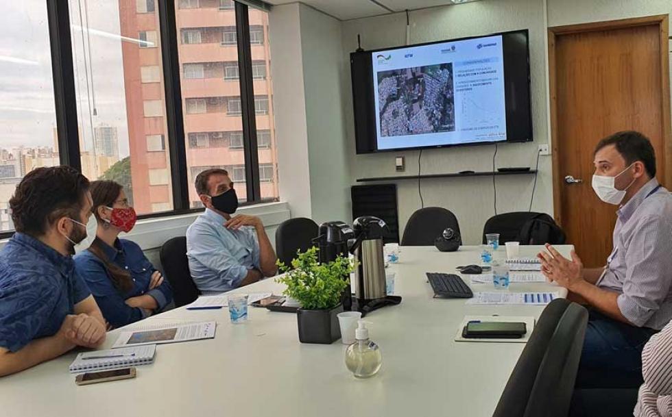 Plano para aproveitamento de biogás de ETEs de Londrina já tem recursos garantidos