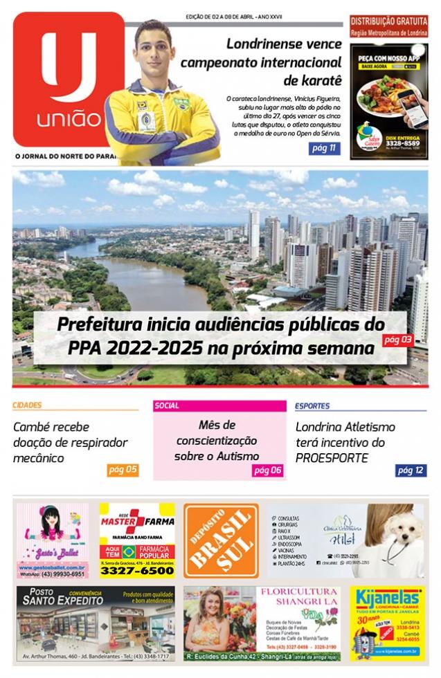 Capa da edição 570