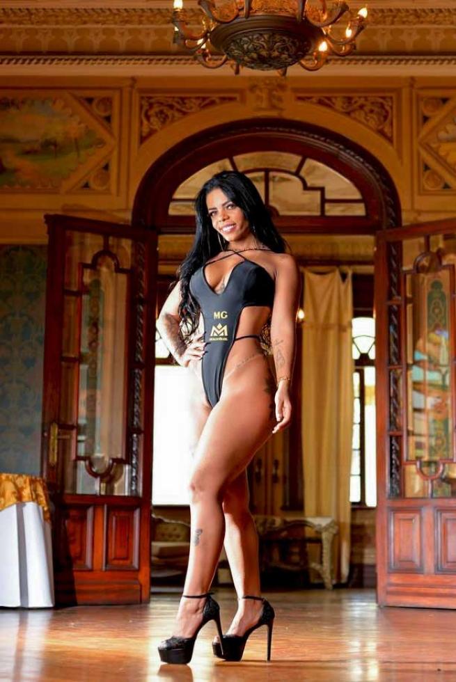 Gabriela Figueiredo - Terceiro Lugar - Musa do Brasil 2020