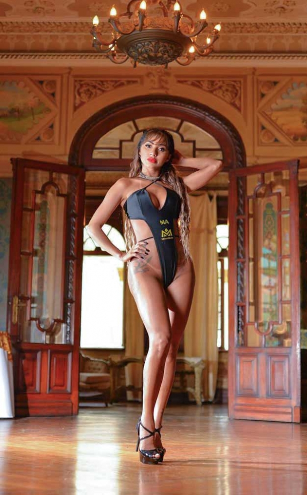 Raquel Onoe - Musa Simpatia - Musa do Brasil 2020
