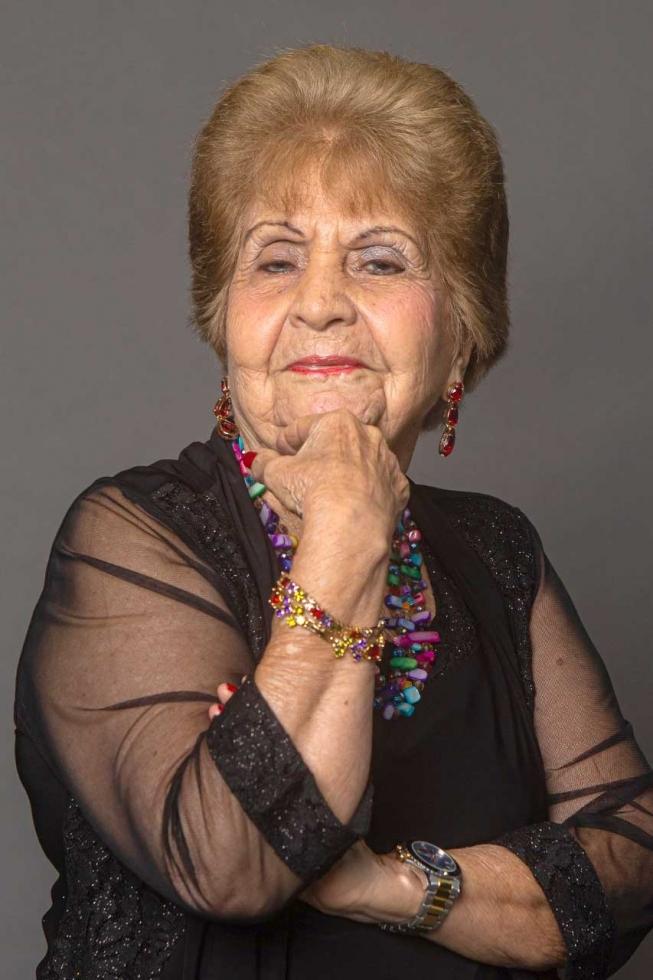 Cantora Miracy de Barros - Foto: Divulgação