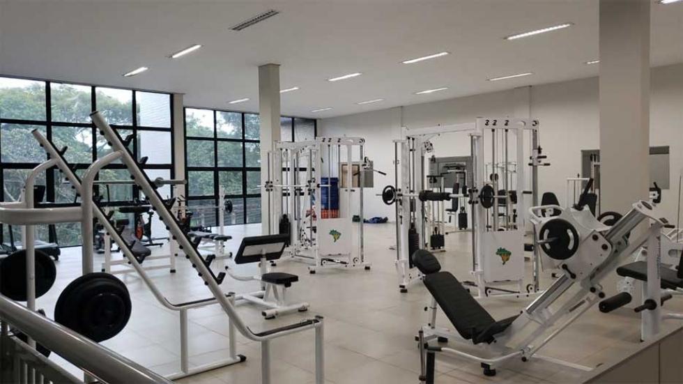Centro de Treinamento da Secretaria de Esportes - Foto: Secom/Prefeitura de Cambé
