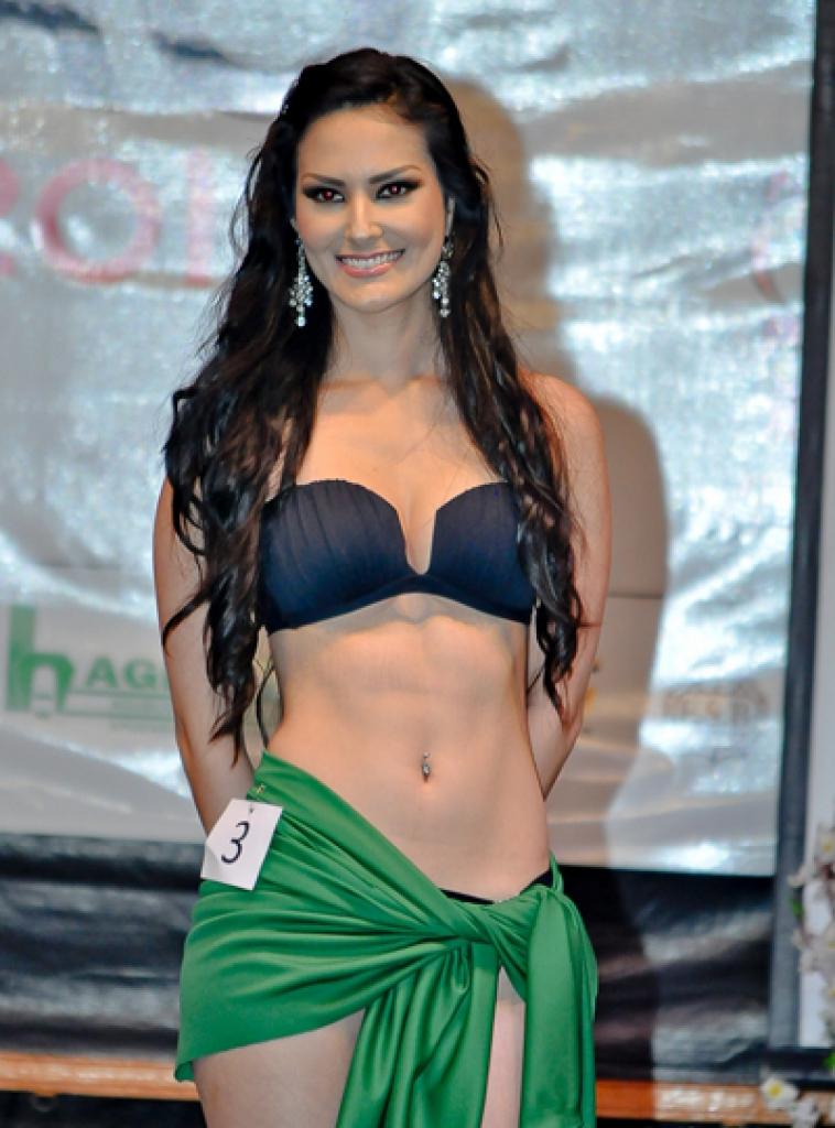 A Miss NIkkey do Paraná Dini Adaniya