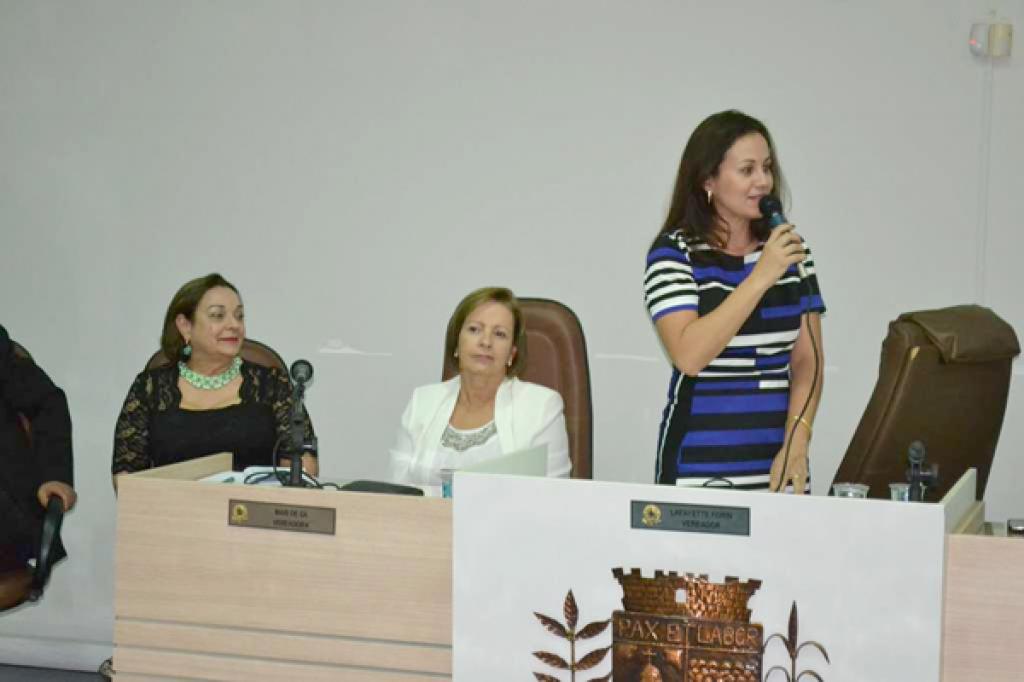 Vice prefeita Sandra Moya - Foto: Portal Tudo Ibiporã