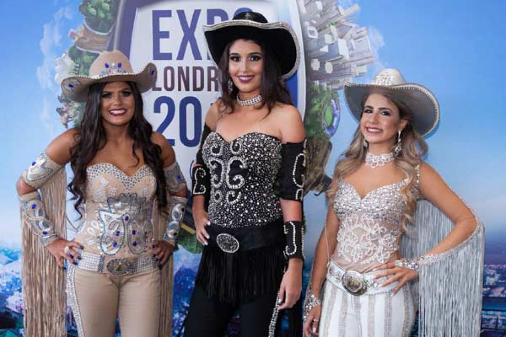 Barbara, Bruna e Maria Clara
