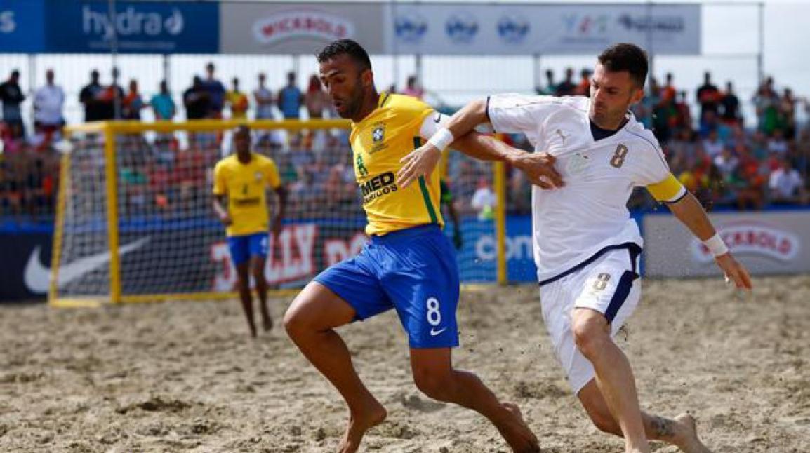 Próximo compromisso da Seleção Brasileira é a Copa Internacional que acontece no mês de novembro, em Dubai. Créditos: Marcello Zambrana / DGW