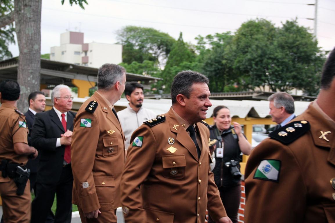 Curitiba, 03 de Outubro de 2016. Aniversário do Batalhão de Polícia Rodoviária do Paraná. Foto: Soldado Feliphe Aires