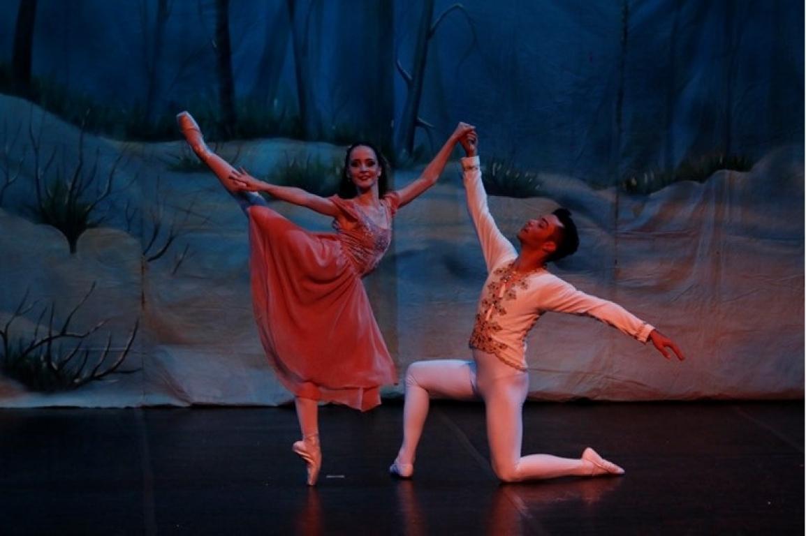Foto: Divulgação Ballet Karina Rezende