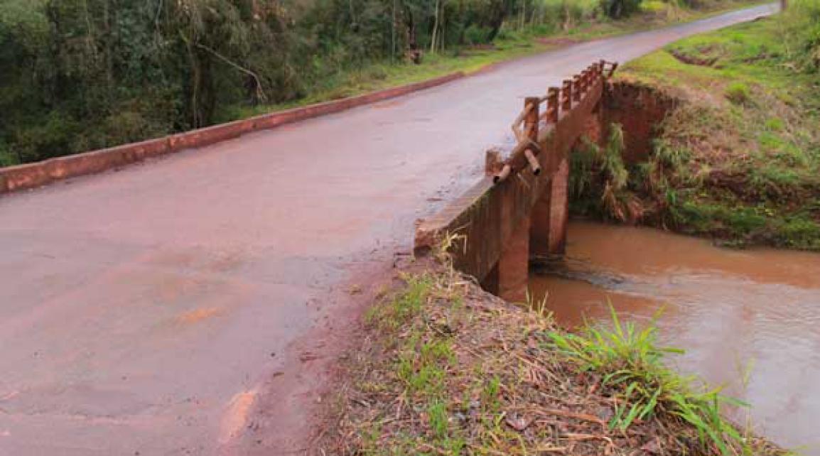 Ponte Rio Apucaraninha