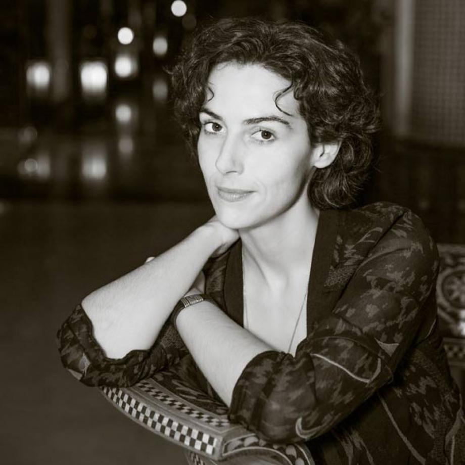 Clarice Assad. Por Amara Photos