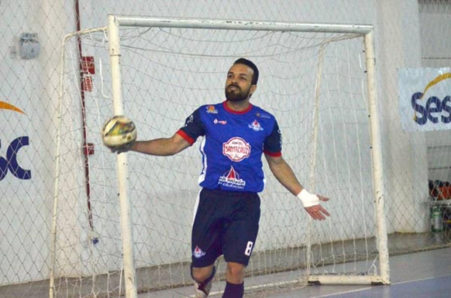 Atleta Maycon - Foto: Divulgação