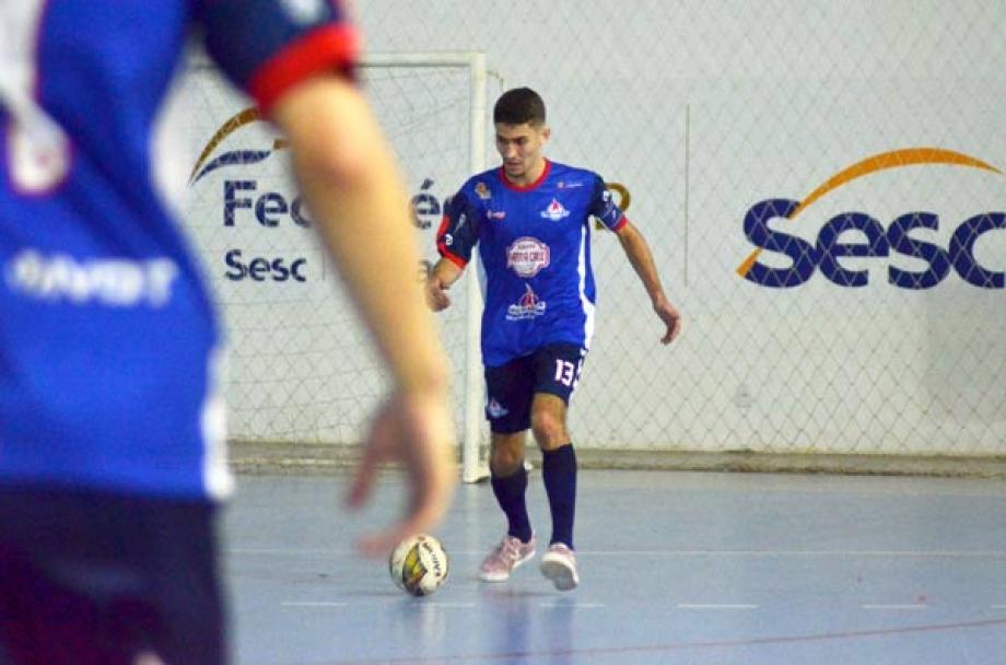 Atleta Paulinho - Foto: Divulgação
