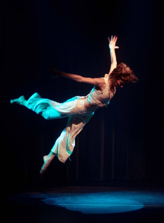 Carmen - Balé Teatro Guaíra - foto de Rony Santos