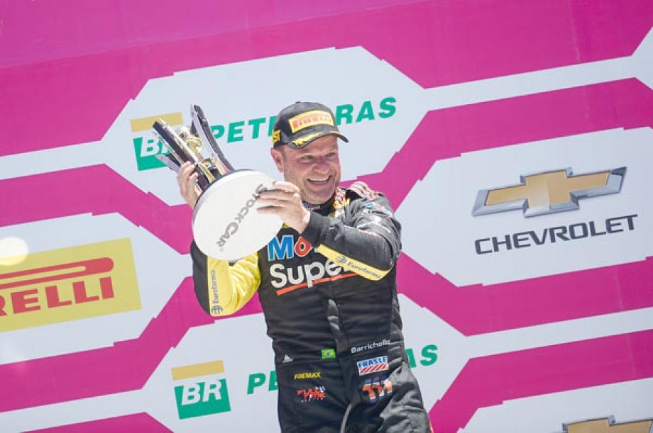 Rubens Barrichello - (Fernanda Freixosa/Stock Car/Vipcomm)