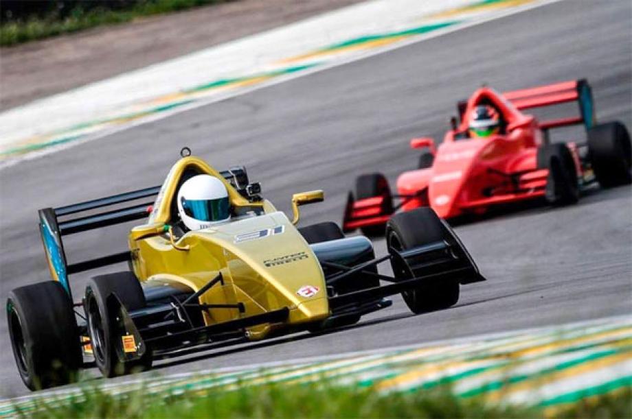 Fórmula Inter fará a preliminar das 500 Milhas de Londrina - Fotos: Vanderley Soares / Divulgação