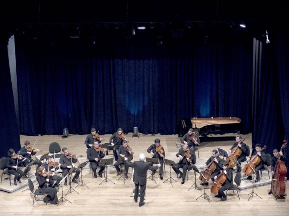 Solistas - Foto: Clarisse Assad/Divulgação