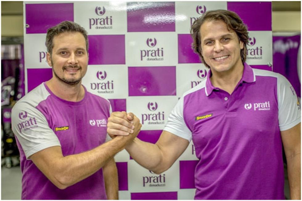 Rodolpho Mattheis e Valdeno Brito possuem histórico de sucesso - Foto: Divulgação