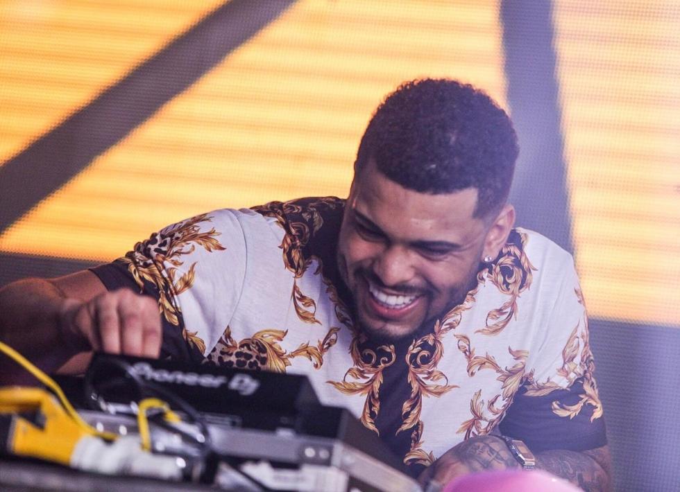 DJ Yuri Martins -Foto  Luke Garcia