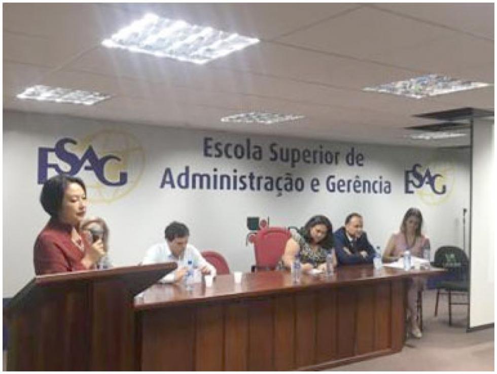 Vera Suguihiro, da UEL, aposta que parceria entre poder público e universidades também pode ajudar Florianópolis