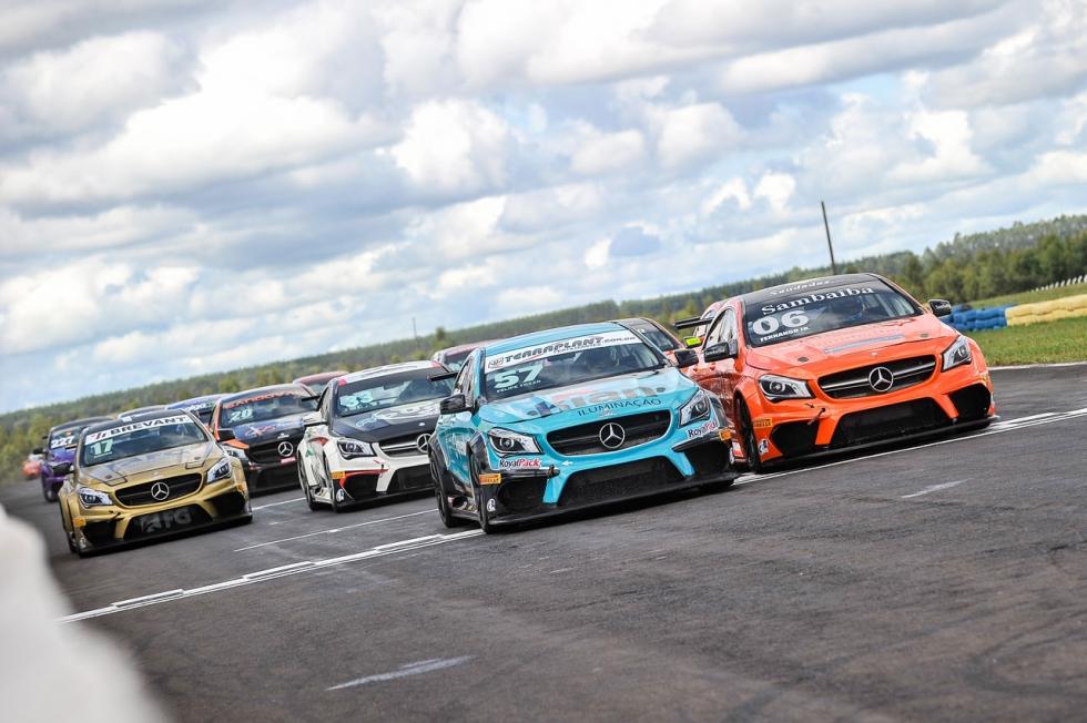 Mercedes-Benz Challenge (Duda Bairros/Mais Brasil)