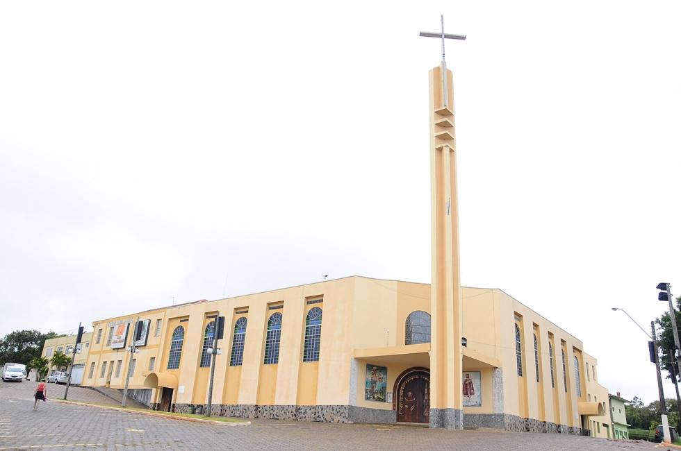 Santuário Bom Jesus da Cana Verde, no Município de Siqueira Campos - Foto: Jesus Campos/Divulgação