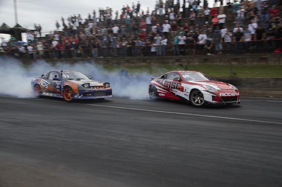 Emoção não faltará na etapa de Londrina do SDB (Divulgação / Super Drift Brasil)