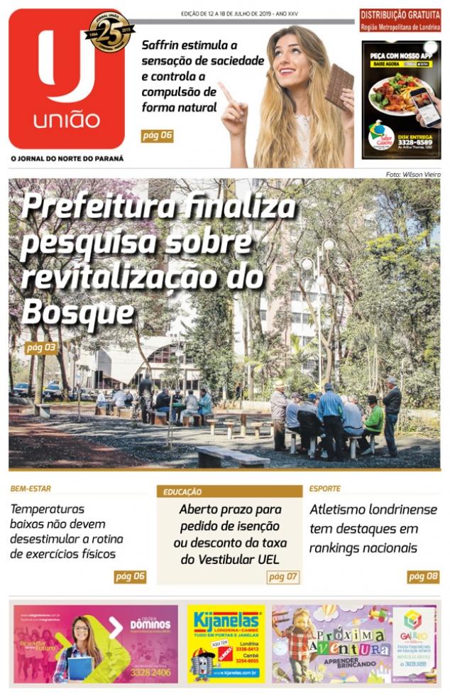 Capa da edição 485