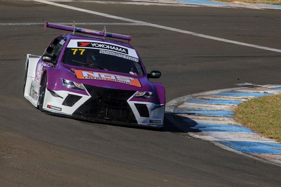 Autódromo de Londrina recebe a Sprint Race pela oitava vez (Luciano Santos/SiGCom)