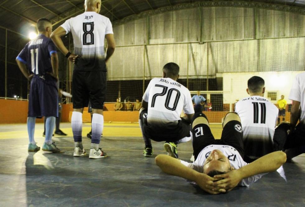 Penalidades para decidir Taça Prata Da Copa - Foto: Divulgação