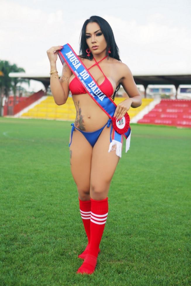 Bahia: Jacky Corrêa – 27 anos – Itabuna (BA)