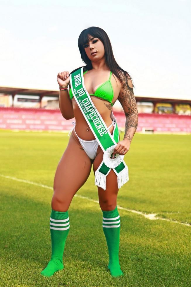 Chapecoense: Kamilla Corrêa – 30 anos – Florianópolis (SC)