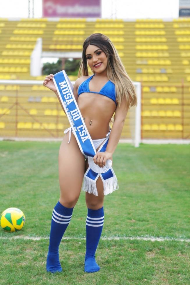 CSA: Mirella Ferreira – 21 anos – Campos do Goytacazes (RJ)