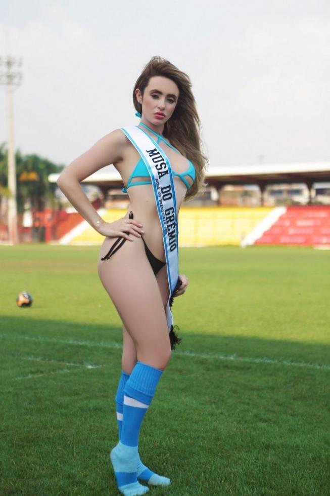Grêmio: Jennifer Dornelles – 25 anos – Porto Alegre (RS)