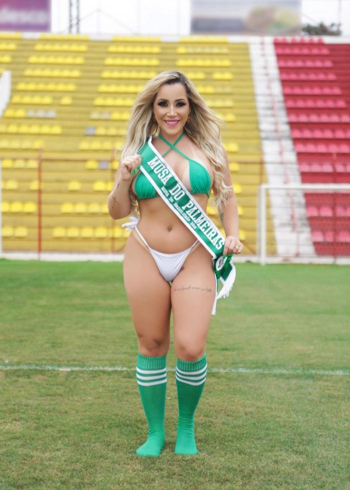 Palmeiras: Josi Freitas – 24 anos – Sorocaba (SP)