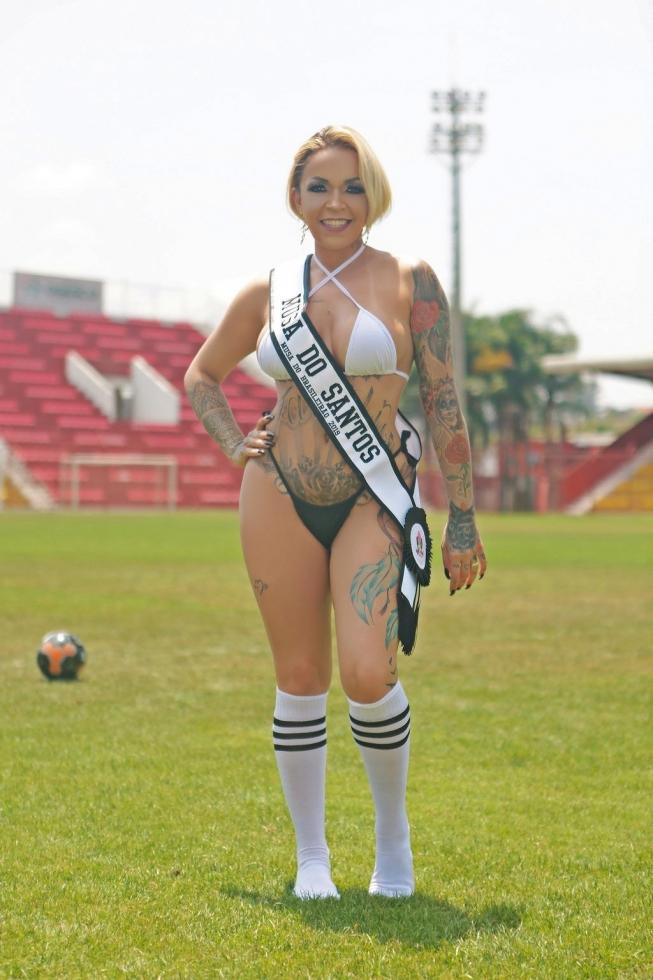 Santos: Lolla Martinelli – 37 anos – Santo André (SP)