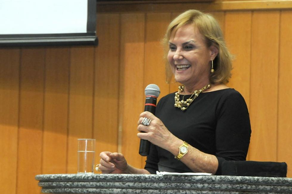 A médica e sócias da Clivepar, Mariza Pissolato - Foto: CML/Imprensa/ Devanir Parra